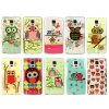 Fashionable Owl Pattern TPU Material Back Case for Samsung Galaxy Note 4 N9100 photo