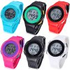 cheap Shhors Jiangyuyan Military LED Watch Water Resistant Day and Date for Sports