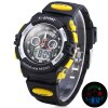 Lasika K - sport Press Button LED Digital Watch with Backlight / Calendar / Date Display