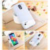 best Fabitoo Lanyard Design Silicone Back Cover Case for Samsung Galaxy S5 i9600 SM - G900