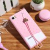 Fabitoo Lanyard Design Silicone Back Cover Case for Xiaomi 3 deal