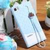 best Fabitoo Lanyard Design Silicone Back Cover Case for Xiaomi 3