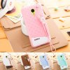 Fabitoo Lanyard Design Silicone Back Cover Case for Meizu m1 note photo