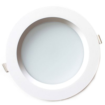 Гаджет   4 x Zweihnder 7W 600LM SMD 5730 18 LEDs Wiring Ceiling Lamp White Light Recessed Downlight Indoor Lights