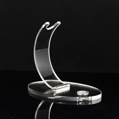 Гаджет   Electronic Cigarette Display Stand Shelf C Shaped ( Large Type ) Tools