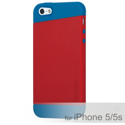 ФОТО GGMM Contrast Color Style TPU Material Back Cover Case for iPhone 5 5S