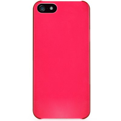 Гаджет   GGMM Ultrathin PC Material Solid Color Back Cover Case for iPhone 5 5S iPhone Cases/Covers