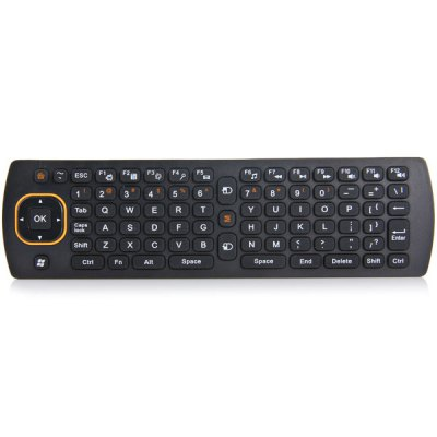 Гаджет   Flymote G270 Portable 2.4GHz Wireless Air Mouse + Keyboard + Remote Control Combo for Computer Mobilephone Mice & Keyboards