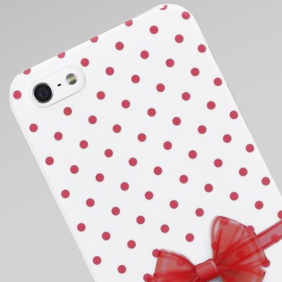 Фотография GGMM Leaves Pattern PC Material Back Cover Case for iPhone 5 5S