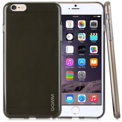 ФОТО GGMM Transparent PC and TPU Material Back Cover Case for iPhone 6 Plus  -  5.5 inch