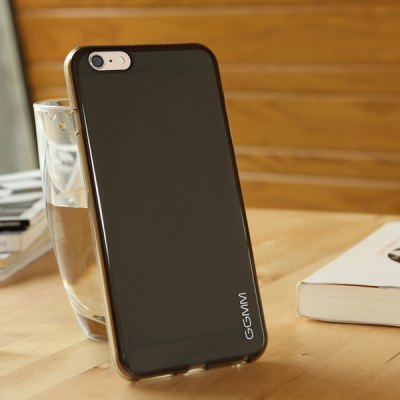 ФОТО GGMM Transparent TPU and PC Material Back Cover Case for iPhone 6  -  4.7 inch