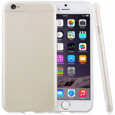 ФОТО GGMM Transparent TPU Material Back Cover Case for iPhone 6  -  4.7 inch