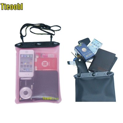 Гаджет   Tteoobl Outdoor Sports Bag Pack Phone Coin Pocket Diving Drift Hiking Supplies Swimming