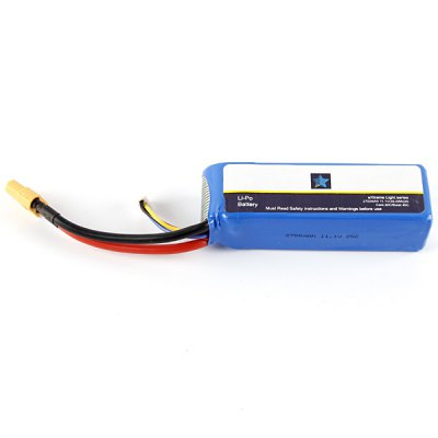 ФОТО 11.1V 2700mAh Li  -  polymer Battery for Cheerson CX  -  20 RC Quadcopter Aeromodelling Spare Parts