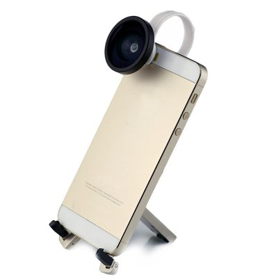 Universal 0.4X Wide Angle Lens for iPhone 6/ iPhone 6 Plus iPad /Samsung