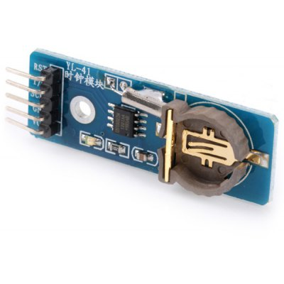 DS1302 CR1220 Battery Powered Real Time Clock Module for DIY