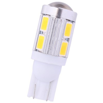 Гаджет   MZ T10 350lm 5W Warm White Light 10 SMD 5630 LEDs Car Indicator Light Width Lamp ( 12V ) Car Lights