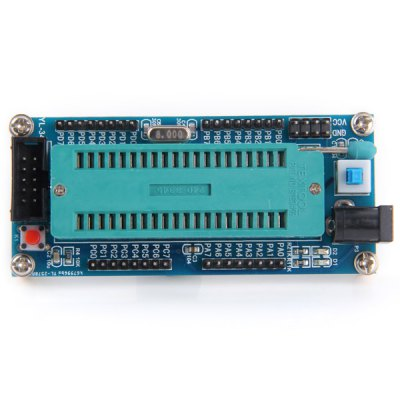 AVR ATMEGA16 Mini Development Board DIY AccessoriesBoards &amp; Shields<br>AVR ATMEGA16 Mini Development Board DIY Accessories<br><br>Material: PCB + Plastic + Metal<br>Product Weight: 0.048 kg<br>Package Weight: 0.06 kg<br>Product Size(L x W x H): 9.3 x 4.0 x 1.5 cm / 3.65 x 1.57 x 0.59 inches<br>Package Size(L x W x H): 14.0 x 7.0 x 3.0 cm / 5.50 x 2.75 x 1.18 inches<br>Package Contents: 1 x DIY AVR ATMEGA16 Mini Development Board