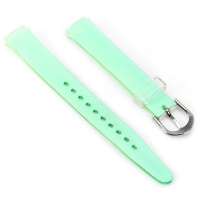 12mm Lovely Color Website Pattern Watch Band StrapWatch Accessories<br>12mm Lovely Color Website Pattern Watch Band Strap<br><br>Type: Normal watch band<br>Color: Green<br>Product weight: 0.006 kg<br>Package weight: 0.050 kg<br>Product size (L x W x H) : 11 x 1.2 x 0.2 cm / 4.32 x 0.47 x 0.08 inches<br>Package size (L x W x H): 12 x 2.2 x 1 cm / 4.72 x 0.86 x 0.39 inches<br>Package Contents: 1 x Watch Band