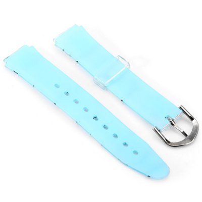 16mm Lovely Color Cloud Pattern Watch Band Strap