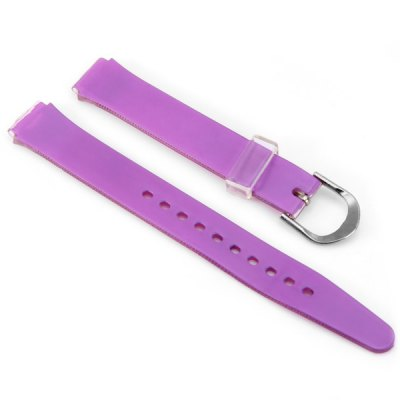 12mm Lovely Color Fish Pattern Watch Band StrapWatch Accessories<br>12mm Lovely Color Fish Pattern Watch Band Strap<br><br>Type: Normal watch band<br>Color: Purple<br>Product weight: 0.006 kg<br>Package weight: 0.050 kg<br>Product size (L x W x H) : 11 x 1.2 x 0.2 cm / 4.32 x 0.47 x 0.08 inches<br>Package size (L x W x H): 12 x 2.2 x 1 cm / 4.72 x 0.86 x 0.39 inches<br>Package Contents: 1 x Watch Band