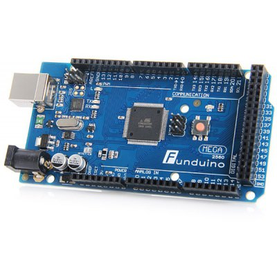 Funduino Mega 2560 R3 Development Board DIY for Learners
