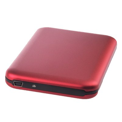 Гаджет   Portable USB2.0 2.5 inch Hard Disk Drive Enclosure Case for 9.5mm SATA HDD Cables & Connectors