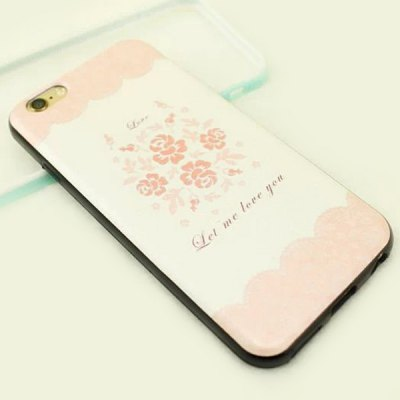 Stylish Flower Pattern TPU and PU Material Back Cover Case for iPhone 6 Plus  -  5.5 inchiPhone Cases/Covers<br>Stylish Flower Pattern TPU and PU Material Back Cover Case for iPhone 6 Plus  -  5.5 inch<br><br>Compatible for Apple: iPhone 6 Plus<br>Features: Back Cover<br>Material: TPU, PU Leather<br>Style: Pattern, Floral<br>Color: Red, Sky blue, Lake blue, Light blue, Black, Pink<br>Product weight : 0.030 kg<br>Package weight : 0.050 kg<br>Product size (L x W x H): 16 x 8 x 1 cm / 6.29 x 3.14 x 0.39 inches<br>Package size (L x W x H) : 17 x 9 x 2 cm / 6.68 x 3.54 x 0.79 inches<br>Package contents: 1 x Case