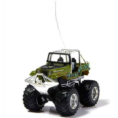 8013C 27MHz Remote Control 1:43 Scale RC Off-road Car