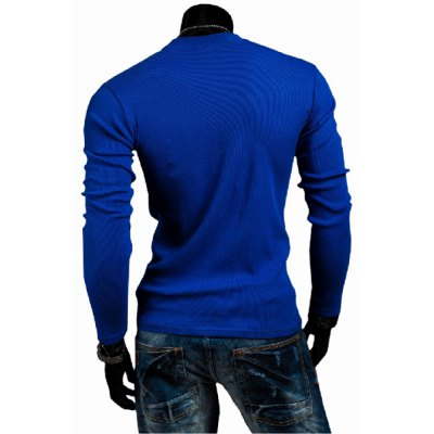 Classic Faux Twinset V-Neck Button Embellished Color Block Long Sleeves Mens T-ShirtMens Long Sleeves Tees<br>Classic Faux Twinset V-Neck Button Embellished Color Block Long Sleeves Mens T-Shirt<br><br>Material: Polyester, Cotton<br>Sleeve Length: Full<br>Collar: V-Neck<br>Style: Fashion<br>Weight: 0.280KG<br>Package Contents: 1 x T-Shirt<br>Pattern Type: Solid