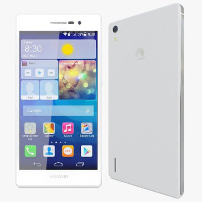 Гаджет   Huawei Ascend P7 5.0 inch Android 4.4 4G Smartphone Cell Phones