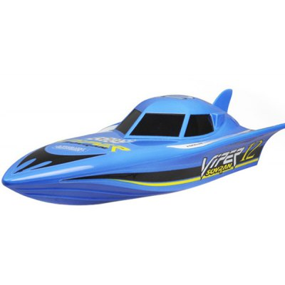 HUANQI TOYS 950  -  10 Realistic High Speed RC Racing Boat Yacht Toy