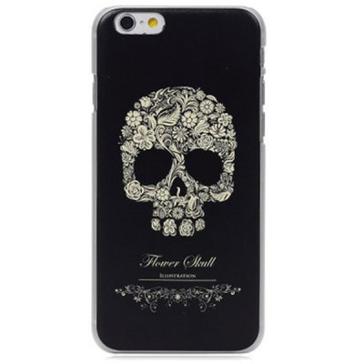 DAODAN Ultra - thin Relief Series PC Back Cover Case for iPhone 6  -  4.7 inch