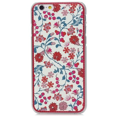 Фотография DAODAN Ultra - thin Relief Series PC Back Cover Case for iPhone 6  -  4.7 inch