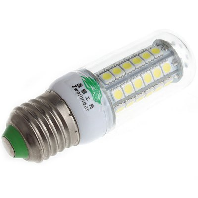 4 x Zweihnder 5W E27 450Lm 48 SMD  -  5050 LED Light Super Bright Corn Bulb ( White Light AC 220  -  240V )