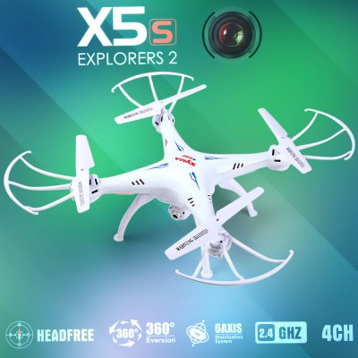 Buy X5SC Quadcopter  from Gearbest