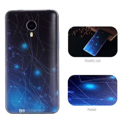 ФОТО Planet Style ABS and Plastic Material Protective Case for MeiZu Mx4 Pro