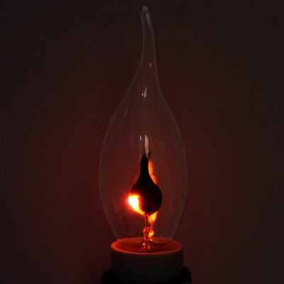 youoklight e14 1 6w 120lm tailed led candle bulb with. Black Bedroom Furniture Sets. Home Design Ideas