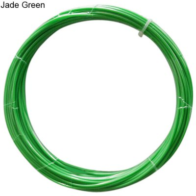 1.75mm Jade Green ABS Filament - 10M