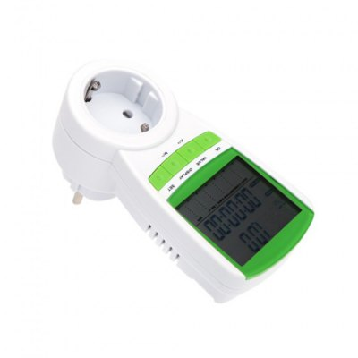 Фотография Power Energy Meter Watt Voltage Current Frequency Monitor Analyzer for Home Use  -  230V