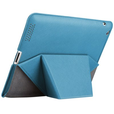 Гаджет   GGMM Case Cover 6 with Folding Stand Function for iPad 2 / 3 / 4 iPad Cases/Covers