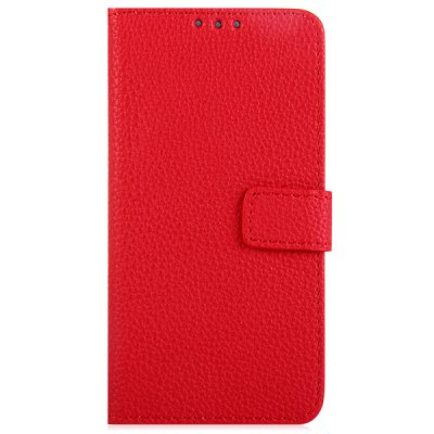 Гаджет   Litchi Texture Design Full Body Case with Credit Card Holder Stand for Sony Xperia E3 Other Cases/Covers