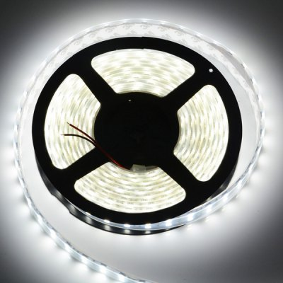 HML 5M 144W 600 SMD 5050 6500K LED Light Strip Water Resistant