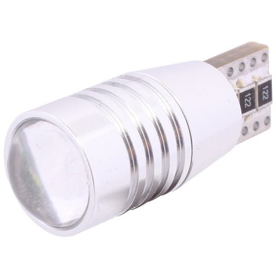 MZ T10 5W 425lm White Light 1 Cree XP  -  E LED 12V Car Backup Lamp Width Light