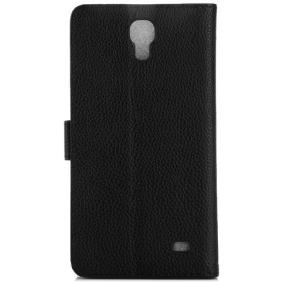 Гаджет   Litchi Texture Design Full Body Case with Card Holder Stand for Samsung Galaxy Mega 2 G750F Samsung Cases/Covers