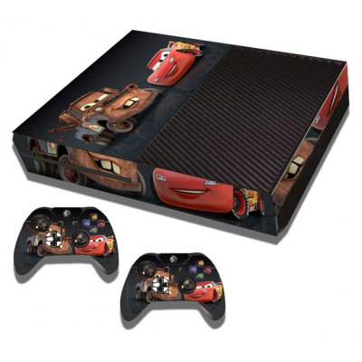 Game Console Gamepad Controller Stickers Skin for Xbox One
