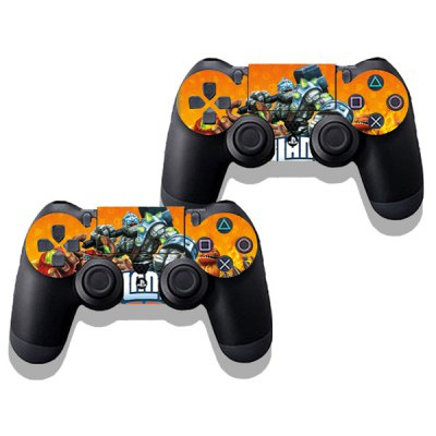 Фотография Skylanders Giants Style Game Console Gamepad Controller Stickers Skin for PS4