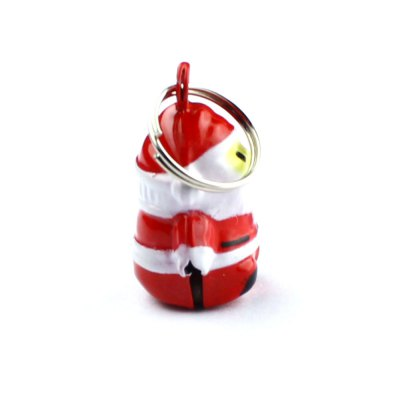 Pets Bell with Cute Santa Claus Pattern