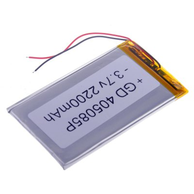 405085P Universal Replacement 3.7V 2200mAh Li - polymer Rechargeable Battery