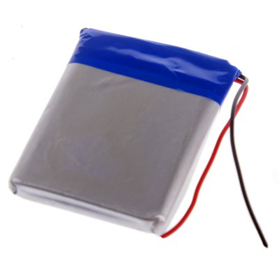 Фотография 564050P Universal Replacement 3.7V 320mAh Li - polymer Rechargeable Battery for Cellphone MP3 MP4